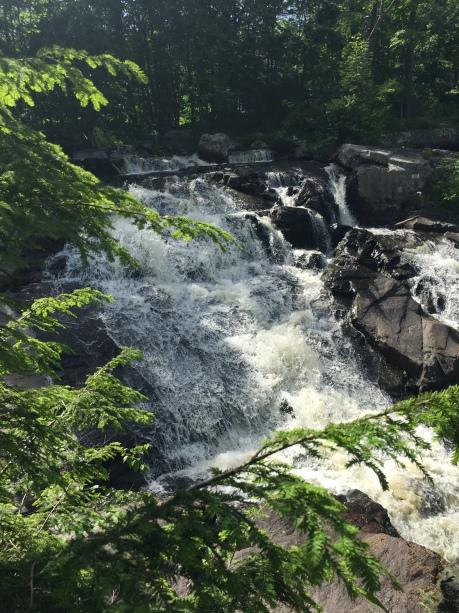 Barbersville Falls